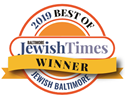 Baltimore Jewish Times Readers Choice Winner