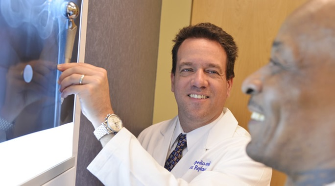Orthopedics and Joint Replacement at Mercy