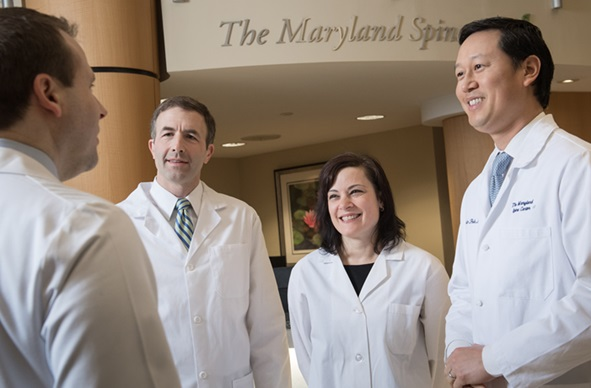The Maryland Spine Center at Mercy - Baltimore, MD